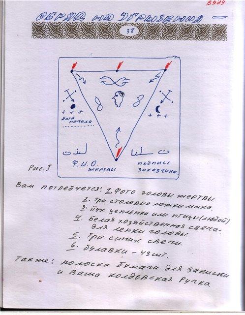 Вуду и Чёрная Магия -  от   Олега. F850aa40f5fd