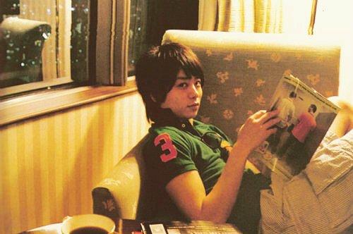 ARASHI. Радужные мальчики - 3 - Страница 11 Ad7f699df0f9
