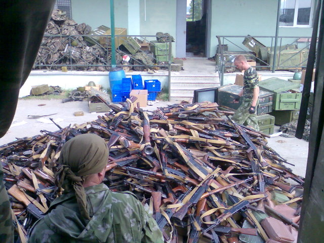 2008 South Ossetia War: Photos and Videos 75a03461a6ad