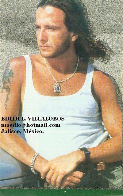 Эдуардо Паломо/Eduardo Palomo 8080eb5154b1