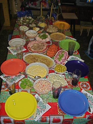 блюда - День рожденеФское меню, блюдА и праздничный стол F0aea235b41b