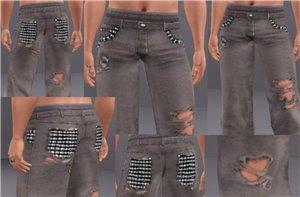 Повседневная одежда (брюки, шорты) A3f271978dd1