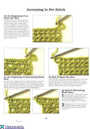 Crocheting_School_ Школа вязания крючком 24e0cce53e08t