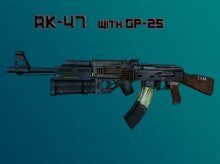 Counter-Strike: Source Modele de arme CSS (2010)  Eaecf01468ed