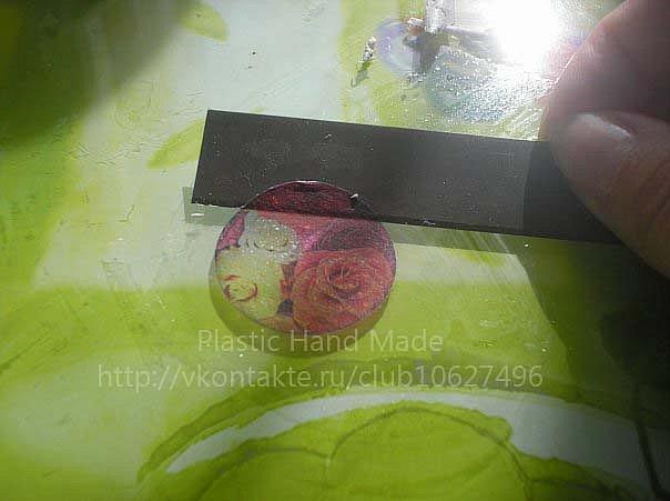 Урок от Шуни по созданию сережек с эпоксидным покрытием 89ab3b5d7331