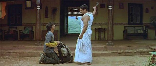 Если ты хочешь прийти ко мне, могу ли я сказать нет / Nuvvostanante Nenoddantana (2005) B2a1bcabed74