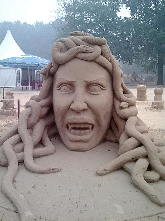 Международный фестиваль песчаной скульптуры на ВВЦ (ВДНХ) 2010 Dba19b797de8