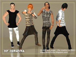 Повседневная одежда (комплекты с брюками, шортами)   - Страница 2 E2d0c63fab03