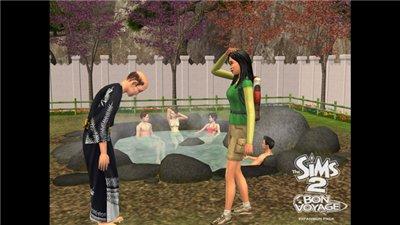 The Sims 2 Bon Voyage Eb6e9e002a38