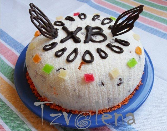 Десерты без выпечки - Страница 6 072d0da0ff4f