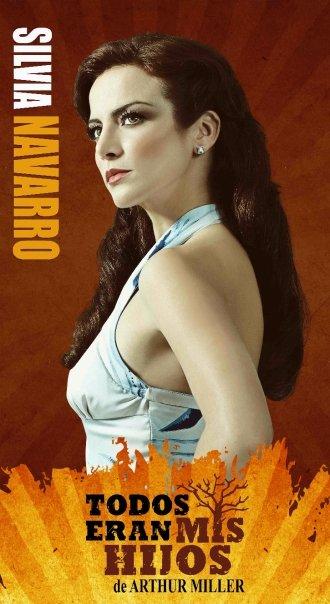 Сильвия Наварро/Silvia Navarro - Страница 2 A2f49790d739