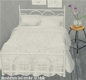 Спальни, кровати (антиквариат, винтаж) - Страница 6 73daeb2ac142