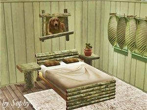 Спальни, кровати (деревенский стиль) - Страница 4 01188354ac19