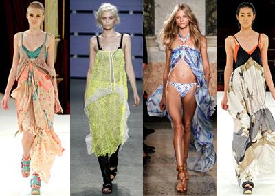 Модные пляжные платья 2011 30a8d37996c0