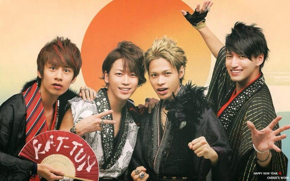 KAT-TUN / カトゥーン - Страница 27 852081ddf691