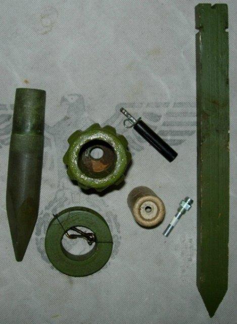 Корпус мины ПОМЗ-2 6f31d4a4e76b