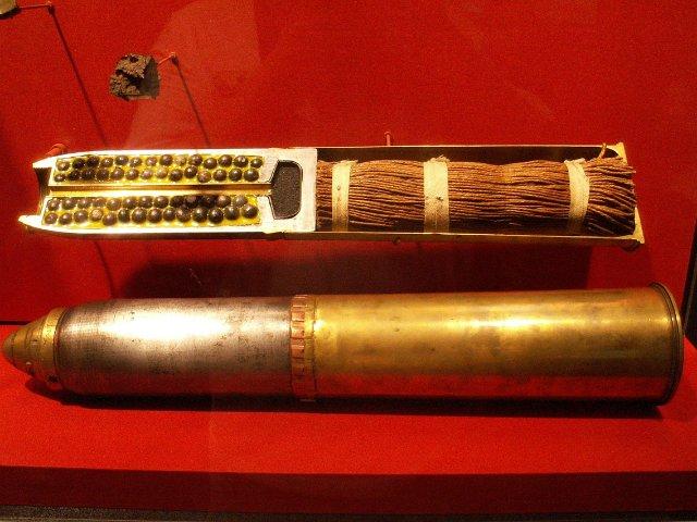 76-ти и 85-ти мм. шрапнельные снаряды (корпуса) 4aa723d7dc07