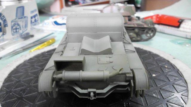 Т-26Т артиллерийский тягач, 1/35, (RPM 35072). E0b58479c7c9