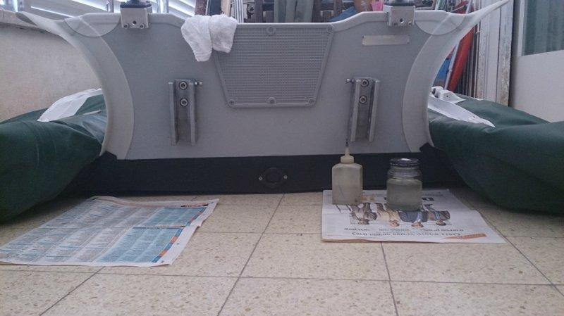 Ремонт лодки PVC 2a1c29ea0771
