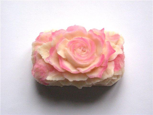 Цветочное  мыло - Страница 4 Aea69d04dc8d