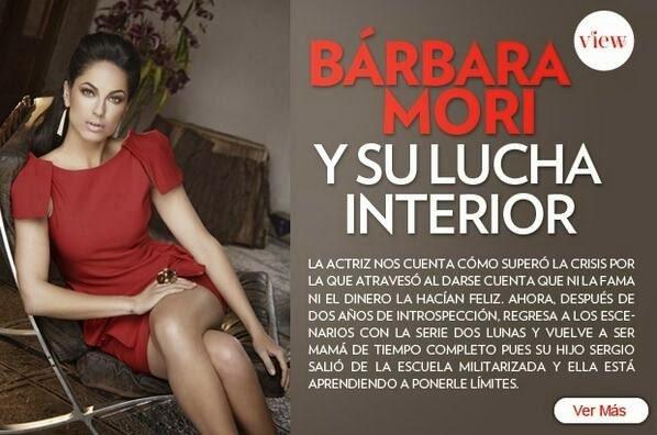 Барбара Мори/Barbara Mori - Страница 8 37aa56807d20