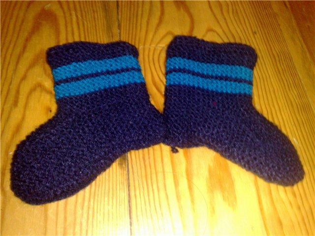 Вяжем носочки Cb4cd1da97b6