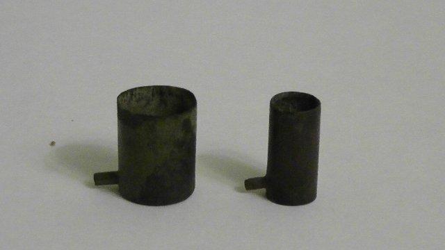 Гильзы шпилечных патронов конструкции Лефоше. 647cc5673d05