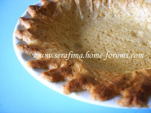 Американский карамельно-банановый пай. Caramel Banana Pie D565eb1bbe42