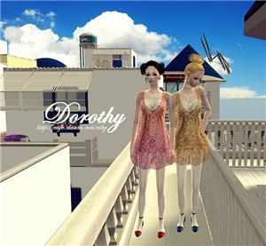 Повседневная одежда (платья, туники, комплекты с юбками) 85f5c65d1c01t