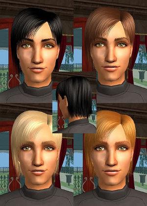 Мужские прически (короткие волосы, стрижки) - Страница 5 7d121e1a5d34