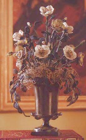 Цветы из бисера 43f3ad45684c
