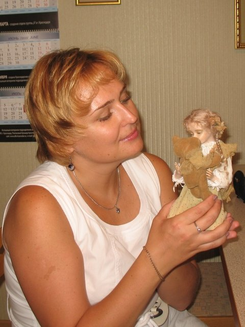 Международная выставка мишек тедди и кукол в Москве 55896160db3d