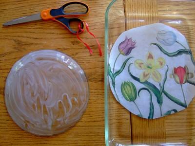 Эксклюзивные тарелки своими руками 750f91e8ec86