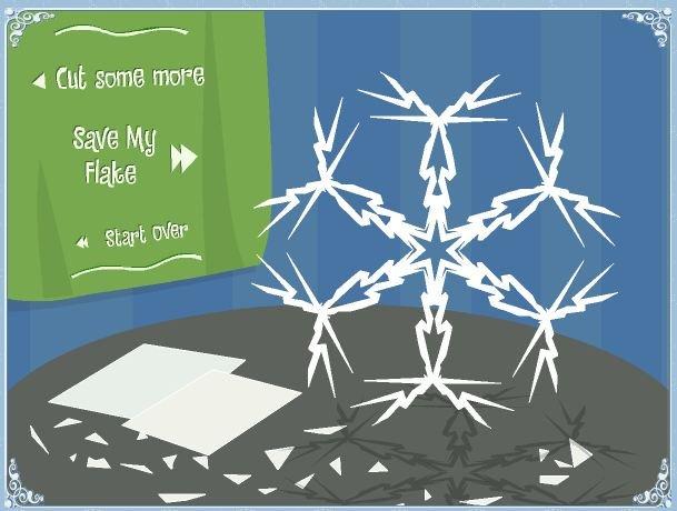 Зимнее рукоделие - вырезаем снежинки! - Страница 3 2291088a3caf