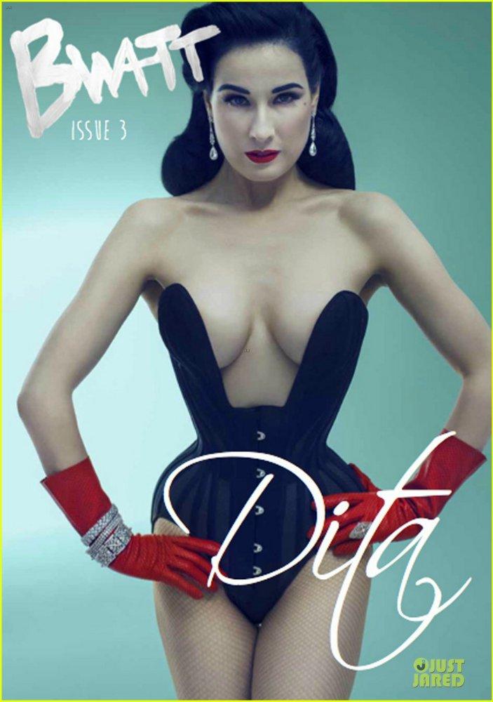 Dita Von Teese - Страница 8 5a4760ecb4ca