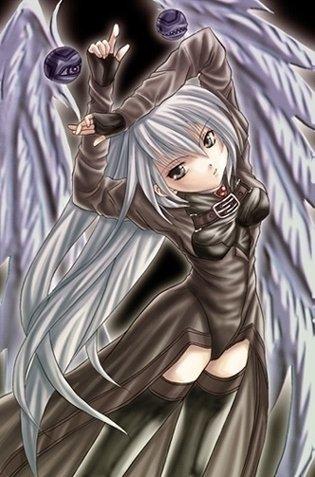 Арты на тему : Ангелы C81f0e401581