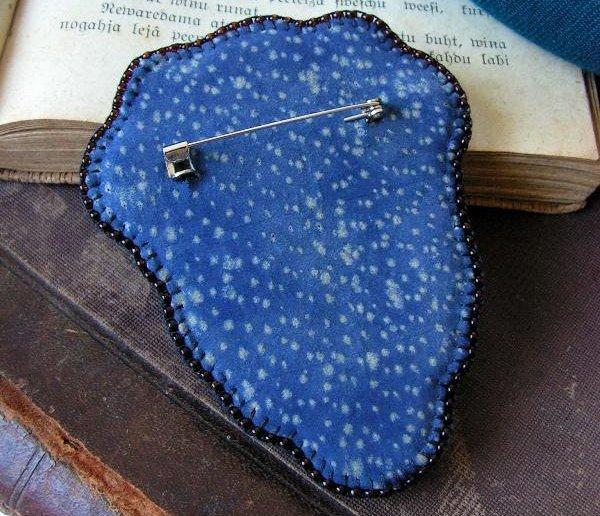 Как прикрепить камни в бисерной вышивке? Be23eb6e7d29
