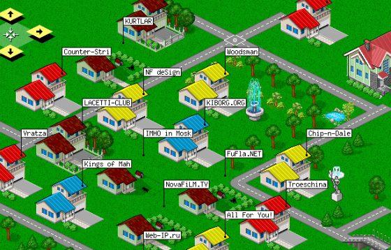 МЫ на карте Интернета! - Страница 11 F3dced36fc96