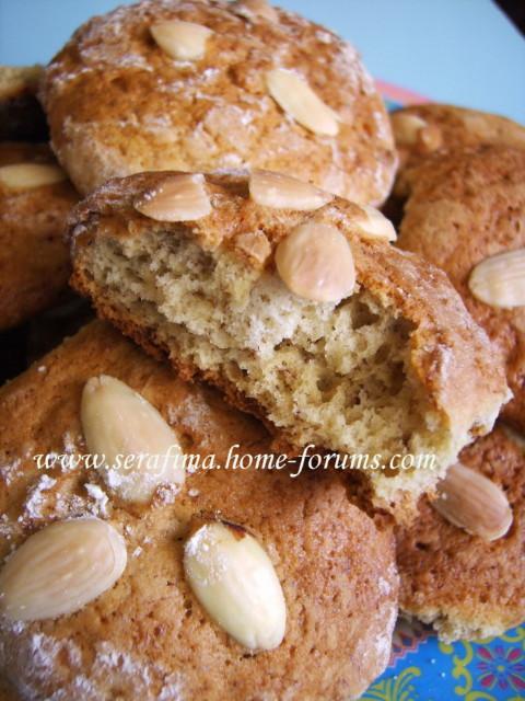 Мягкое банановое печенье с арахисом E2fd1905f3a4