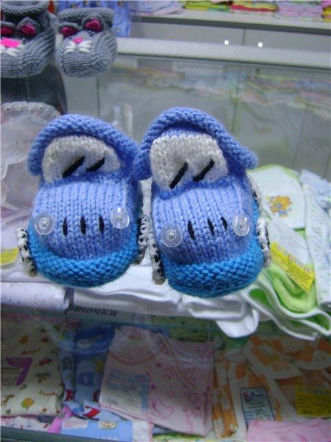 احذيه اطفال بالكروشيه 026b529e2a09