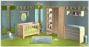 Комнаты для младенцев и тодлеров - Страница 3 42a83f72d6b4