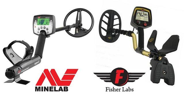 Сравнительный тест Minelab Explorer SE и Fisher F75, Впечатления от двух приборов. C6833a5a34c6