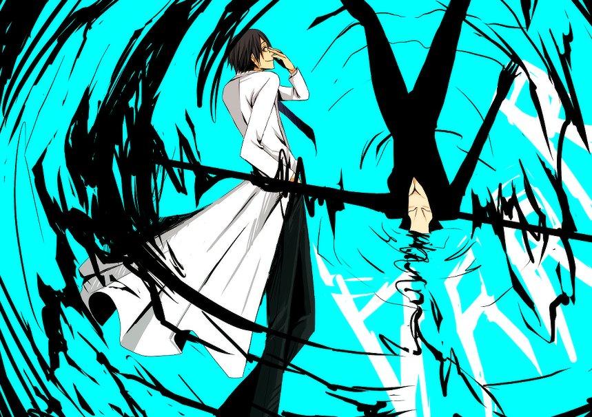Арт по аниме «Дюрара!» (Durarara!!) - Страница 4 1501fbed9e75