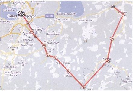 Коллапс на Мурманском шоссе продлится до 4 июля 500abc87f505