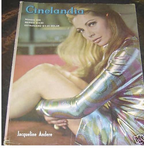 Жаклин Андере / Jacqueline Andere - Страница 6 4293ddfb9803