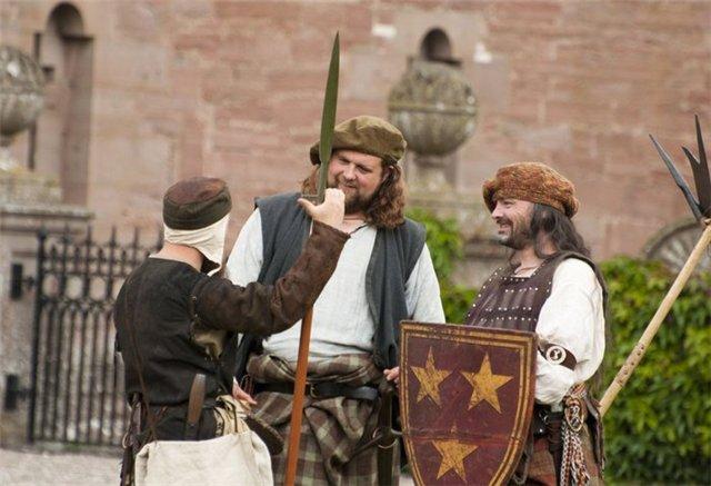 Шотландский замок Гламис 143e383af16b
