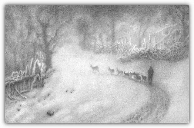 Снег, согревающий душу (Доленджашвили Г.) Ccc7a0b88512