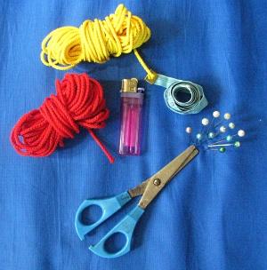 Ажурная плетёная тесьма 9d5ae30c970a