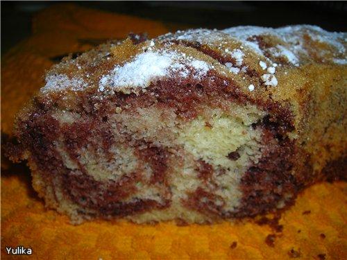 Полосатый кекс. Зебра 95a5aeefbb39