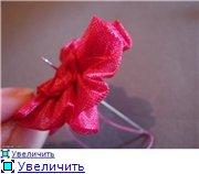 Цветы из ткани  36492be13a9bt